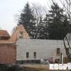 ZOO Park Vyškov - příprava na montáž krovu